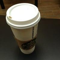 Photo taken at Starbucks by Joshua S. on 10/19/2012