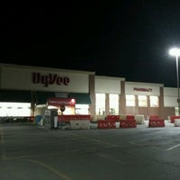 Photo taken at Hy-Vee by Jonathan Z. on 10/12/2012