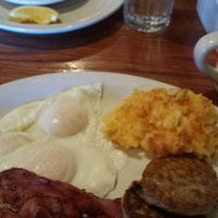 Photo taken at Cracker Barrel Old Country Store by Andrew on 1/24/2014