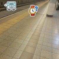 Photo taken at Gautrain Rosebank Station by Thabo M. on 5/16/2017