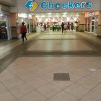 Photo taken at Checkers by Thabo M. on 9/18/2013