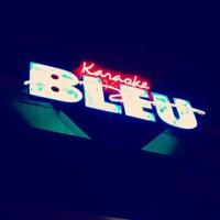 Photo taken at Karaoke Bleu by Wikash T. on 8/1/2015