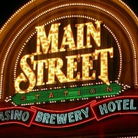 Photo taken at Main Street Station Casino, Brewery & Hotel by Megan P. on 2/4/2013