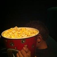 Photo taken at Regal Cinemas Village Park 17 by Mark S. on 11/4/2012