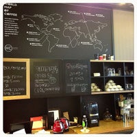 Photo taken at Factory670 / Hankook Coffee by deframing on 3/30/2013