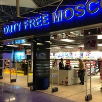 Photo taken at Duty Free Moscow by Анастасия М. on 3/10/2013
