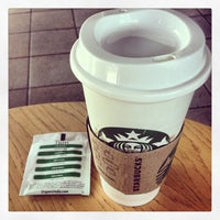 Photo taken at Starbucks by Steven A. on 4/26/2013