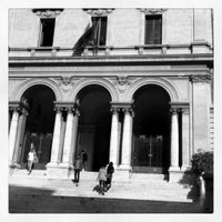 Photo taken at Facoltà Di Ingegneria by Simone on 10/9/2012