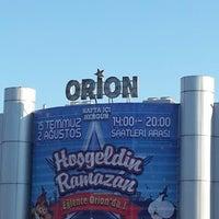 7/7/2013 tarihinde Gulcan H.ziyaretçi tarafından Orion'de çekilen fotoğraf