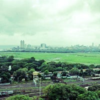 Photo taken at Mahalaxmi Race Course (Royal Western India Turf Club) by MELUHA™ on 1/28/2013