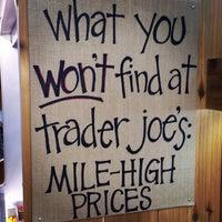 Photo taken at Trader Joe's by Jennifer K. on 2/16/2014
