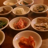 Photo taken at Seoul Garden by Leila L. on 5/28/2013