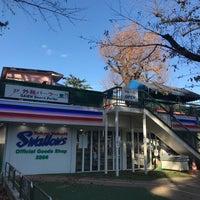 11/16/2017にElton C.が東京ヤクルトスワローズOfficial Goods Shop つば九郎店で撮った写真
