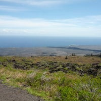 Photo taken at Kealakomo Overlook by Andre C. on 3/21/2013