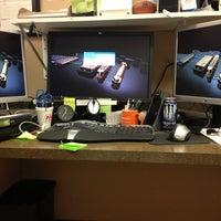Photo taken at Marathon NES Bldg. - IT Services Ryan Sparks's Office by Ryan S. on 2/4/2013