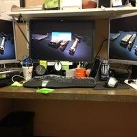Photo taken at Marathon NES Bldg. - IT Services Ryan Sparks's Office by Ryan S. on 2/8/2013