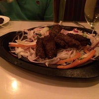 Photo taken at Shalimar Indian Restaurant by Adriana on 3/6/2014
