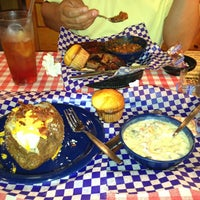 Photo taken at Famous Dave's by Adriana on 9/17/2013
