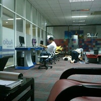 Photo taken at Learning Center (LC) by Abdurrahman F. on 2/28/2014