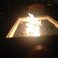 Photo taken at Bluefire Grill by Chelsea on 8/18/2013