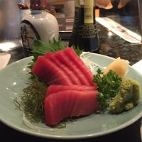 Photo taken at Monstera Sushi & Noodles by Kristen F. on 7/16/2015