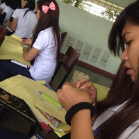 Photo taken at Xavier University - Commerce Bldg Room 405 by Jah Ree Yuh 💜 on 7/1/2014