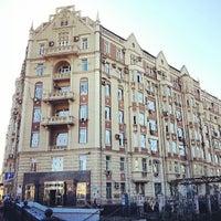Photo taken at Департамент информационных технологий города Москвы by Антон П. on 7/17/2013
