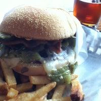 Photo taken at Killer Burger by Gabe P. on 3/23/2013