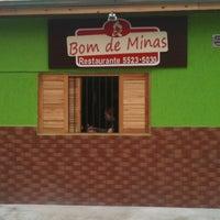 Foto tirada no(a) Restaurante Bom de Minas por Erick em 1/11/2013