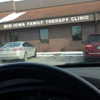 Photo taken at Mid-Iowa Family Therapy Clinic by RANDY T. on 1/8/2014