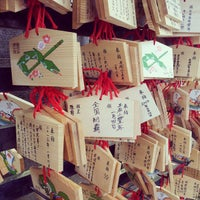 Photo taken at 随求堂 by Wai Ling on 2/14/2013