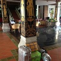 Photo taken at Alpina Phuket Nalina Resort And Spa by Vitaliy on 7/1/2013