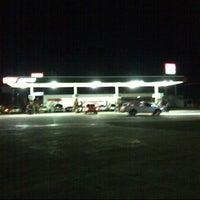Photo taken at Esso Juticalpa by Gerardo D. on 10/7/2012