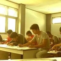Photo taken at Fakultas Teknik UNIMA by Pingkan P. on 4/8/2014