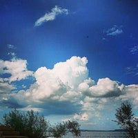Photo taken at Picnic Point by Renee R. on 7/15/2013