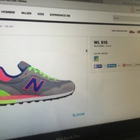 Photo taken at New balance by Cone on 2/18/2016