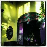 Photo taken at La Fuente Restaurant by Sarah R. on 12/9/2012
