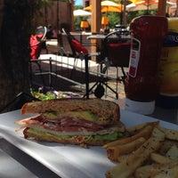 Photo taken at R&R Restaurant by Karen M. on 6/29/2014