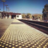 Photo taken at Rockridge BART Station by Dave M. on 9/17/2012