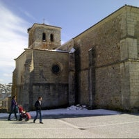 Photo taken at Iglesia Parroquial de Santa María del Castillo by Paco T. on 3/3/2013