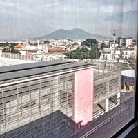 Photo taken at Metro Frullone - San Rocco (L1) by Emanuele on 6/17/2013