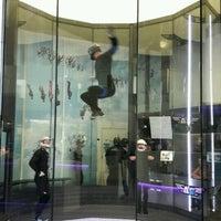 Photo taken at Airspace Indoor Skydiving by Tom N. on 2/10/2017