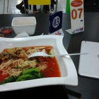 Photo taken at Food Court Plaza Marina by Sutan M. on 12/1/2013