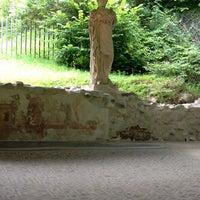 Photo taken at Tempio Di Minerva by Lo Straniero on 7/7/2013