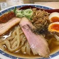 Photo taken at 食堂 七彩 by Ray S. on 9/12/2017