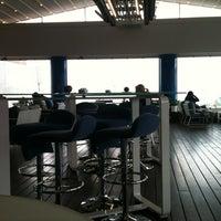 Photo taken at The Ritz-Carlton Bleu Lounge & Grill by Birtan C. on 12/21/2012