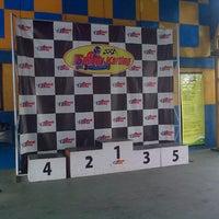 Photo taken at Speedy Karting by Muhammad I. on 11/5/2013