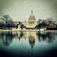 Photo taken at United States Capitol by Ryan R. on 1/2/2013