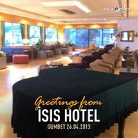 4/26/2013 tarihinde Muratziyaretçi tarafından Isis Hotel & Spa'de çekilen fotoğraf