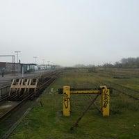 Photo taken at Rødby Færge Station by David B. on 11/12/2014